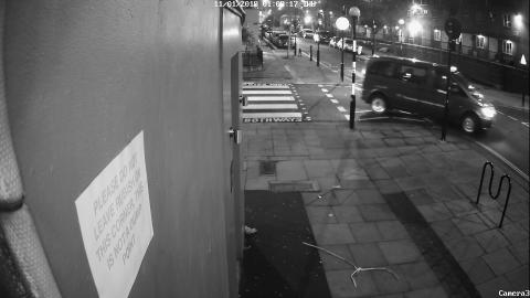 Appeal to trace witness to serious collision