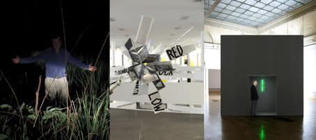 Tre nya utställningar på Malmö Konsthall