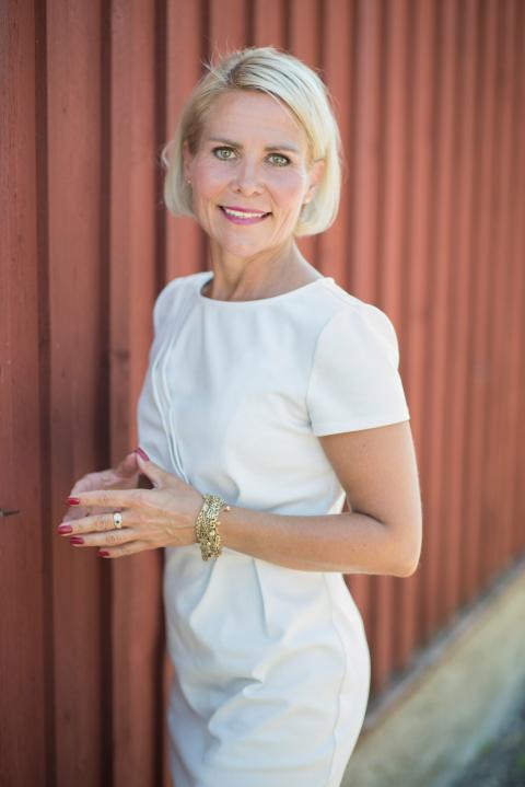 Jessica Norgren ny hotelldirektör på Haymarket