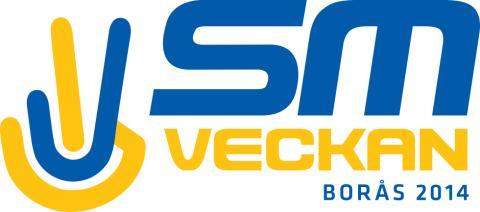 PRESSINBJUDAN: Ackreditera dig till SM-veckan i Borås