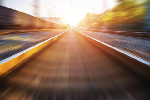 Besvikelse över utebliven satsning på höghastighetsjärnväg