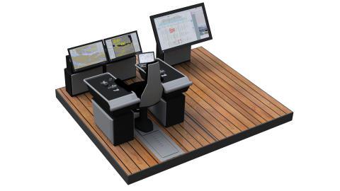 High res image - Kongsberg Maritime - New Kongsberg Maritime IBS