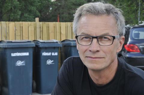 Stora Nolia jobbar med mässans avfall för miljöns skull