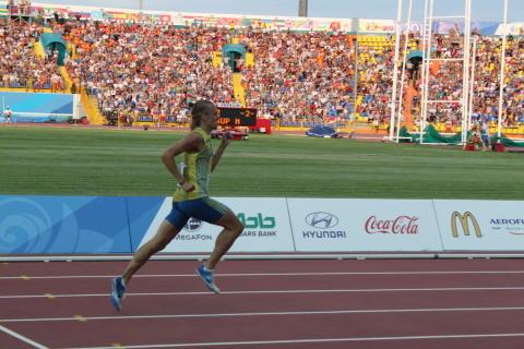 Johan Svensson semifinal Kazan 2013