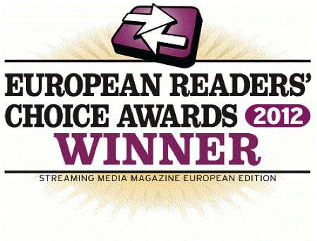 Xstream - Winner of European Readers Choice Awards 2012