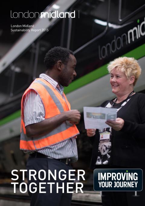 London Midland Sustainability Report 2015