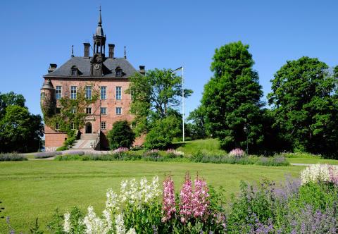 Wiks slotts restaurang har blivit KRAV-märkt