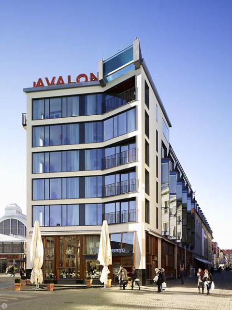 Bygg Göta projekt- Hotel Avalon nominerade till Kasper Salin-priset 2007