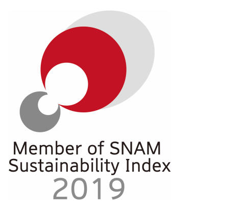 "Yamaha Motor Chosen for ""SNAM Sustainability Index"" for Second Straight Year"