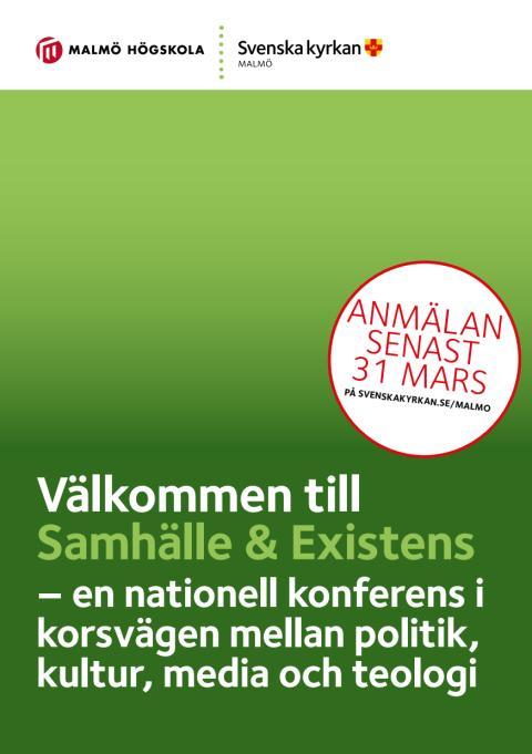 Program Samhälle & Existens 2016
