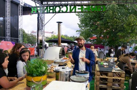 COWI följde upp miljöarbetet vid sommarens festivaler