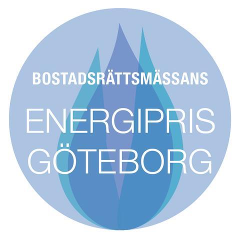 HSB-förening vinnare av Bostadsrättsmässans Göteborgs Energipris 2016.