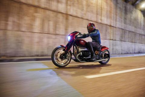 Här är BMW Motorrad Concept R 18 /2