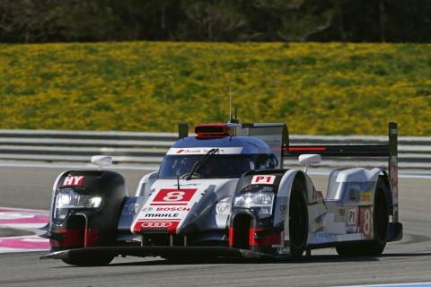 Audi er klar til kampen om WEC titlen