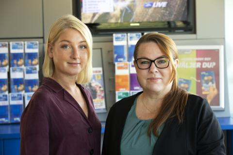 ATG spetsar marknads-och kommunikationsfunktionerna inför ny spelplan