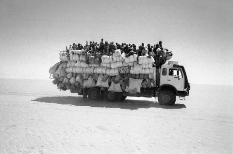 Stort behov av stöd till flyktingar