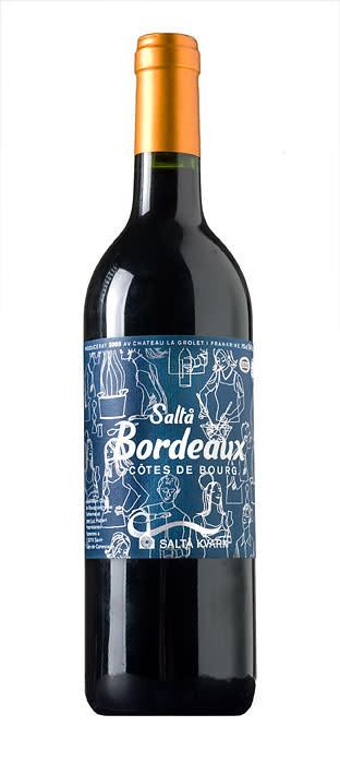 Nytt biodynamiskt Bordeaux-vin från Saltå Kvarn