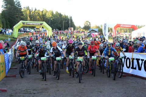 Cykelvasan 2017 – the biggest Nordic mountain bike race, growing every year