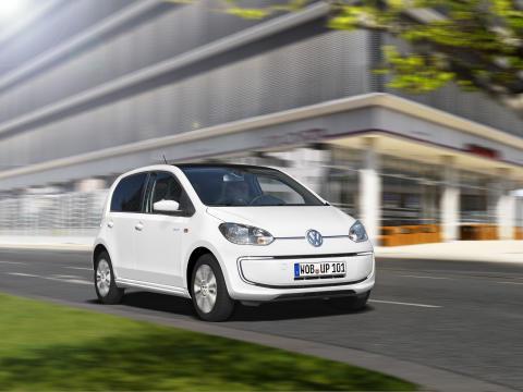 Sköna beats ger röst åt Volkswagens nya elbil e-up!
