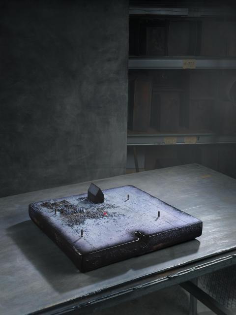 Under ytan - Bertil Vallien på Spritmuseum