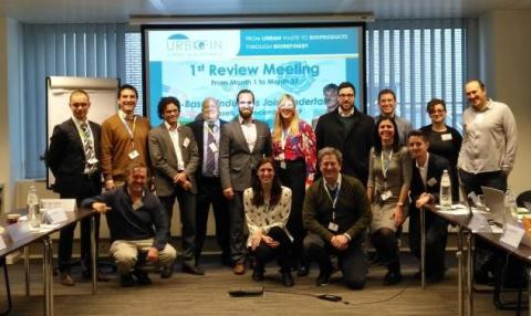 SUCCESSFUL REVIEW MEETING OF THE UBRIOFIN PROJECT