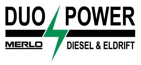 Duo-Power, Diesel - & Eldrift