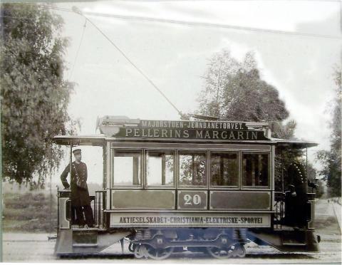 Trikken – Høyt elsket i 125 år