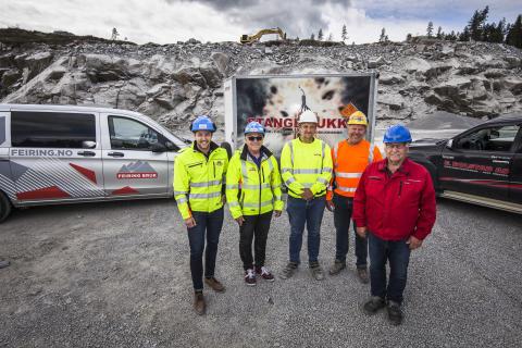 Etablerer joint venture i Mjøsregionen.