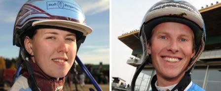 Anna Isabelle och Joakim är årets Stig H-stipendiater