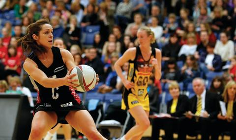 Team Northumbria kicks off Netball Superleague season