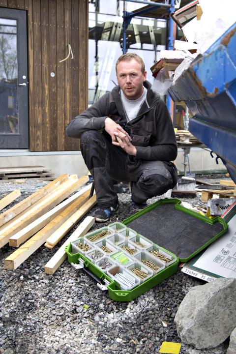 Testpilot Thorbjørn Nordskaug