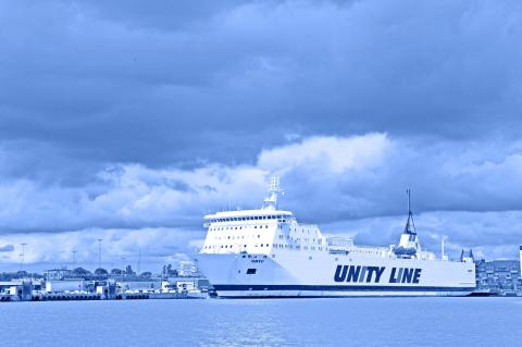 Unity Line firar 10 år i Trelleborgs Hamn