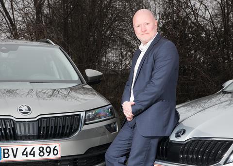 Ny direktør for ŠKODA Danmark