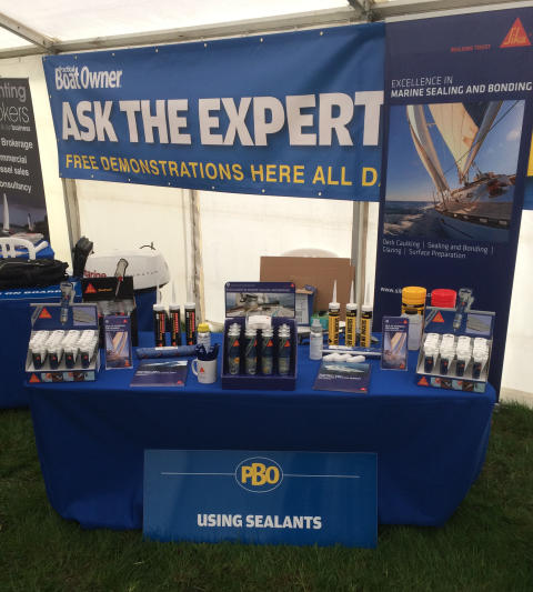 Sika Limited: Sika's Expertise Draws the Crowds at Beaulieu