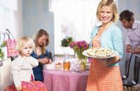 Hälsovecka med fokus på barnfamiljer