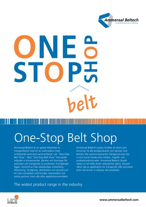 One-Stop Belt Shop