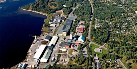 Tre Saint-Gobain företag samlastar i norr