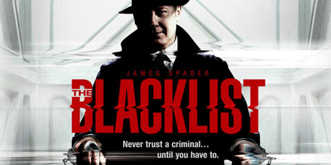 Blacklist och Tarantinofrossa på Viaplay