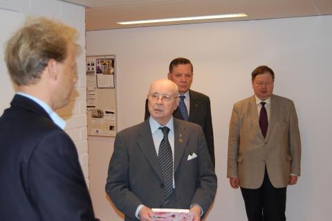Suomen Moneta jatkaa yhteistyötä Sotiemme Veteraanien kanssa