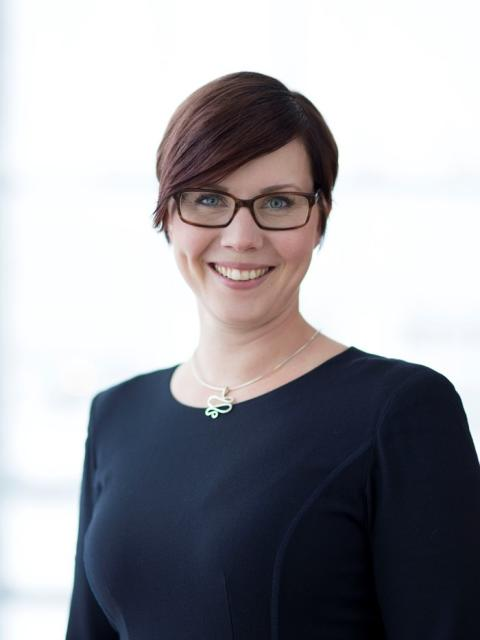 Victoria Sundberg, Business Area Manager, Card & Mobile Payments