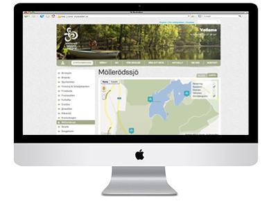 En ny webbplats för naturälskare i Skåne
