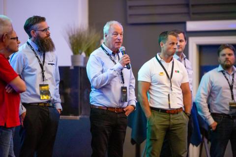 Presentasjon av utstillere, Elkomp 2019