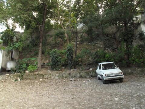 Haiti Parking
