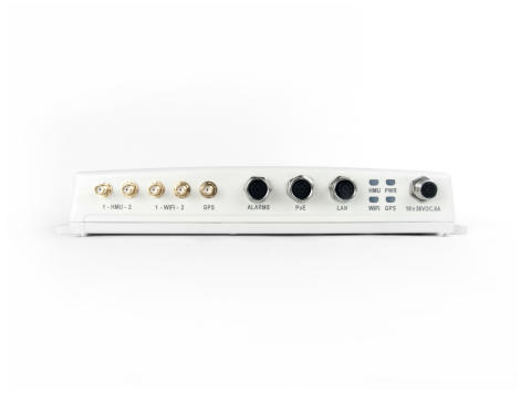 RADWIN Fiber in Motion