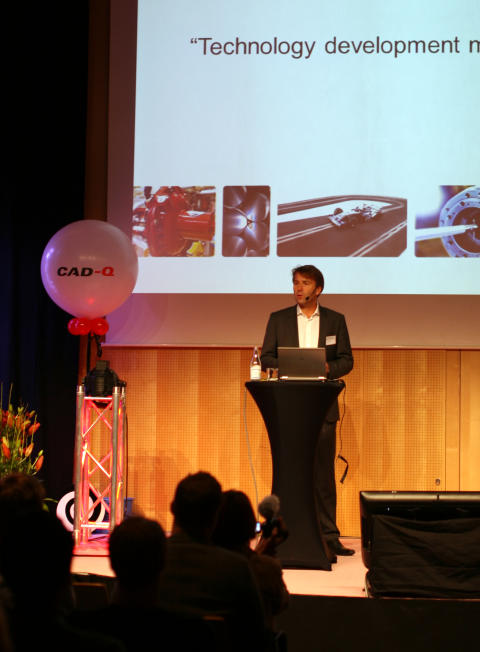 Rolf Kjærnsli, CEO Cad-Q Group