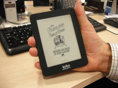 Free e-book service from your local library