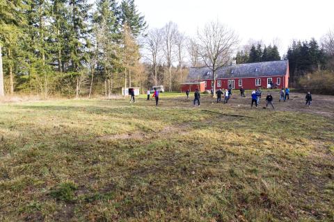 Natur til et godt Liv og Børnehjælpsdagens camp