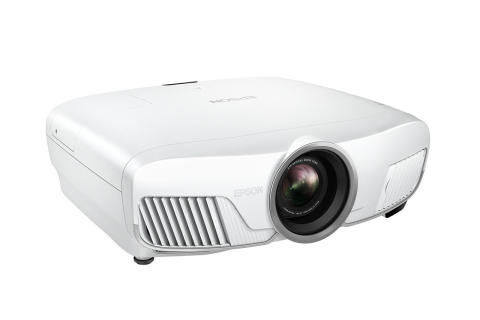 Press Release: Epson launches brilliant HDR-Compatible home theatre projector with 4K enhancement technology