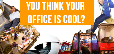 You Think Your Office is Cool - Savant Degrees