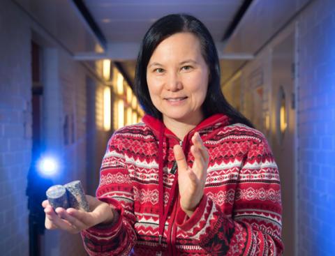 Rymden och astrobiologi i fokus på vetenskapslunch
